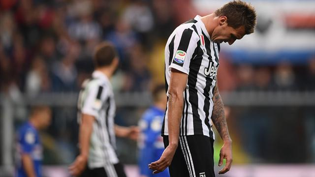 Juve beaten at Samp, hapless Benevento lose in stoppage time