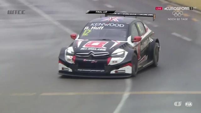 Huff on Muller's WTCC return: He's a pain but it brought back nice memories