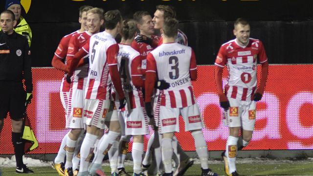 Tromsø reddet plassen etter seier mot FKH