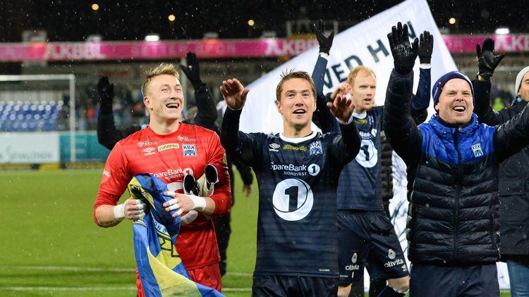 Norsk spiller i arsenal