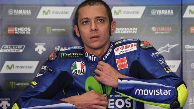 MotoGP, Valentino Rossi spaventato dall'idea del ritiro: