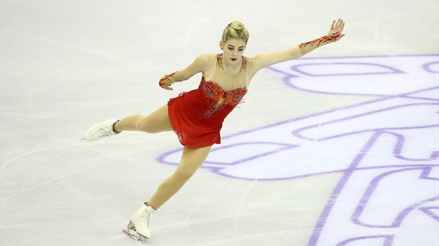 Eiskunstlauf: Olympiadritte Gold sagt für US-Meisterschaften ab