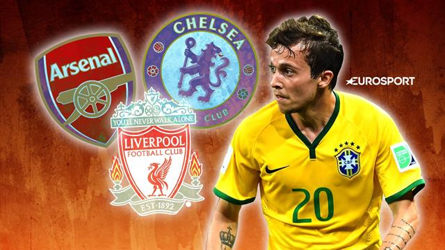 Euro Papers: Chelsea, Arsenal and Liverpool want forgotten Brazilian ace in January