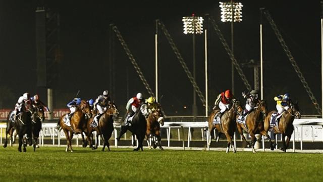 Cosgrave der beste Jockey beim Saisonauftakt in Meydan