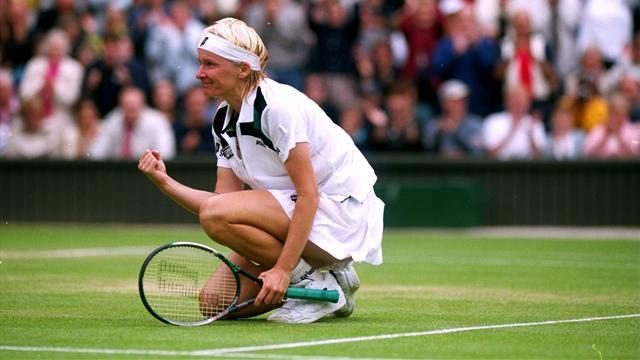 Novotna, une certaine idée du tennis