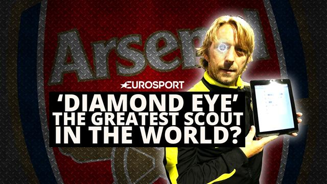 'Diamond eye' - is Arsenal's new chief scout football's best talent-spotter?