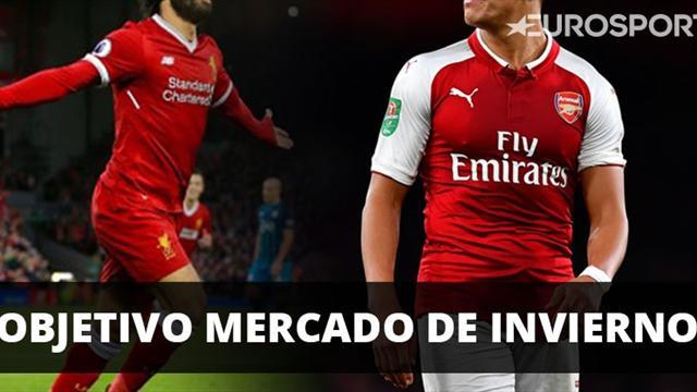 Real Madrid piensa en Alexis Sánchez