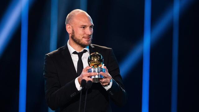 Защитник «Краснодара» Гранквист признан футболистом года вШвеции