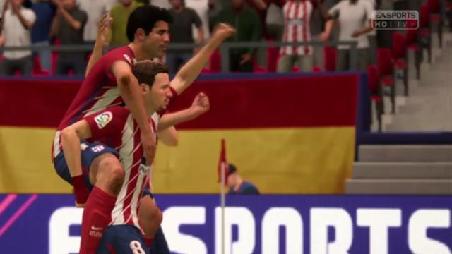 Champions Virtual: Así han quedado los partido que le restan al Atlético