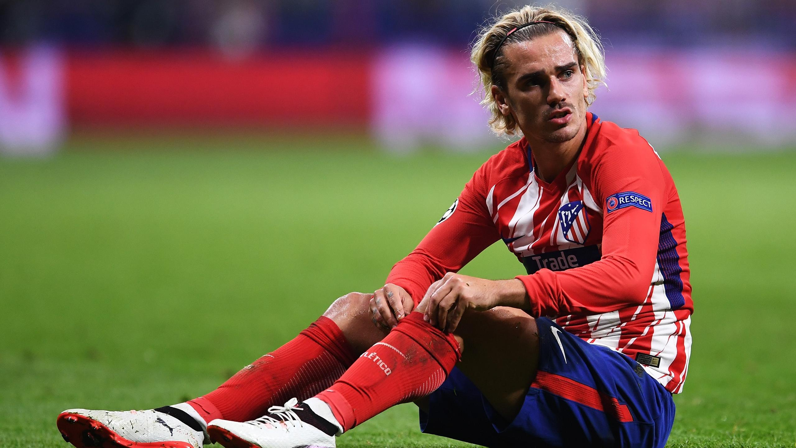 Antoine Griezmann Player Profile Football Eurosport