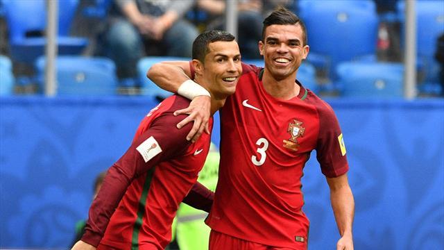 Pepe: 'Of course' I'd like Cristiano Ronaldo to come to Besiktas