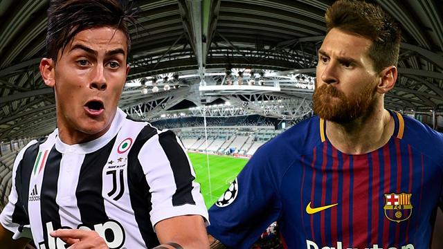 Champions League 2017/18, Juventus-Barcelona: La previa en 60 segundos