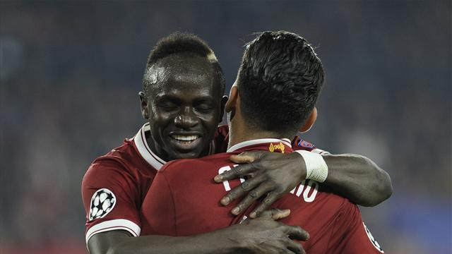 Liverpool's Sadio Mane hopes to turn goals into Champions League progression