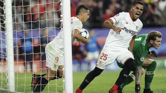 Mené 0-3, Séville a signé la remontada du soir face aux Reds
