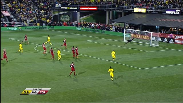MLS 2017: gli highlights di Columbus Crew-Toronto FC 0-0