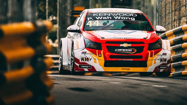 Po Wah Wong finishes WTCC debut