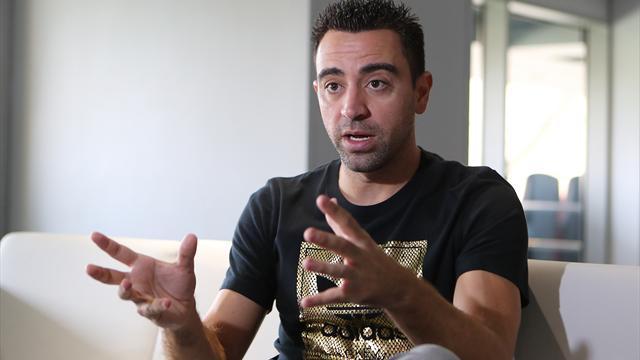 Weltmeister Xavi: Spaniens Verband hat sich richtig verhalten