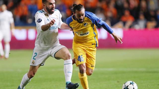 La peor delantera de Europa — Cristiano y Benzema
