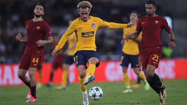 Atlético – Roma EN DIRECT