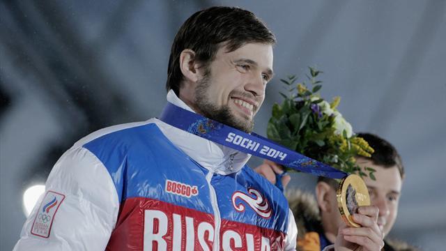 Quattro atleti bannati a vita per doping: c'è Tretyakov, oro a Sochi 2014