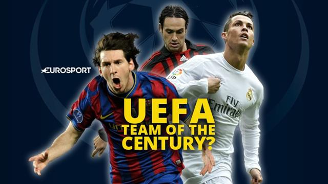 How UEFA's Team of the Century really should have looked