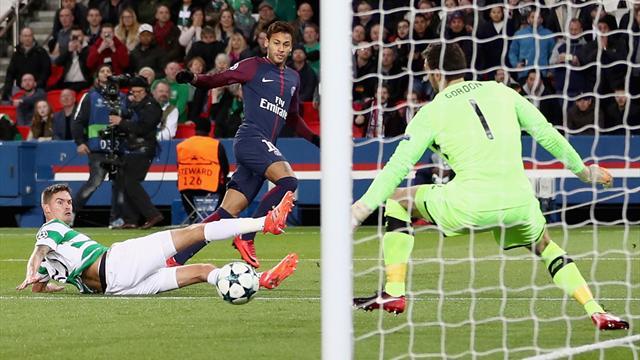 Un doublé pour remettre Paris à l'endroit et Neymar se rapproche de Kaka
