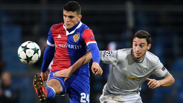Il Basilea sorprende nel finale lo United: 1-0 firmato Lang. Red Devils non ancora qualificati