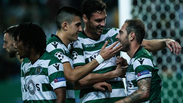 Highlights: Sporting var Plzen overlegne i Europa League-dyst