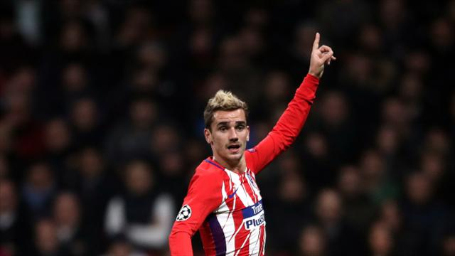 Antoine Griezmann not regretting Atletico Madrid stay