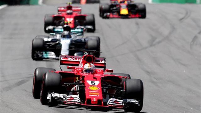 Vettel el más veloz de primera sesión para GP de Abu Dabi