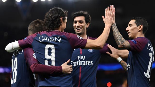 «ПСЖ» выиграл Кубок французской Лиги
