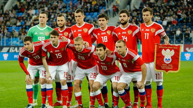 Сборная РФ пофутболу примет Турцию 5июня в российской столице