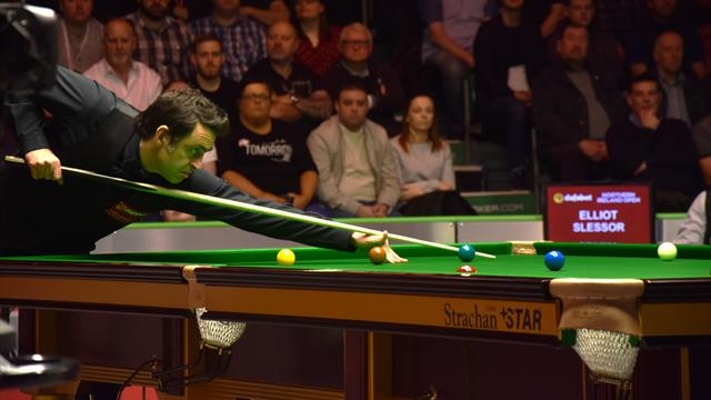 O'Sullivan happy 'ridiculous' £1m jackpot dream is over as Higgins suffers shock exit