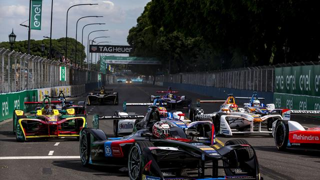 Watch the Formula E season LIVE on Eurosport Player