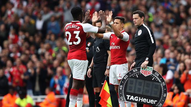 Wenger says Welbeck can save World Cup dream