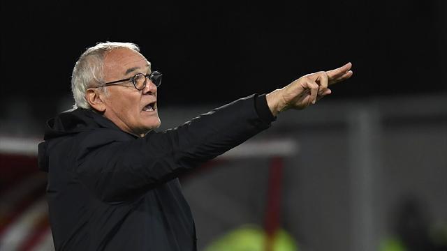 Après le nul de Nantes, Ranieri a aussi encensé Nice