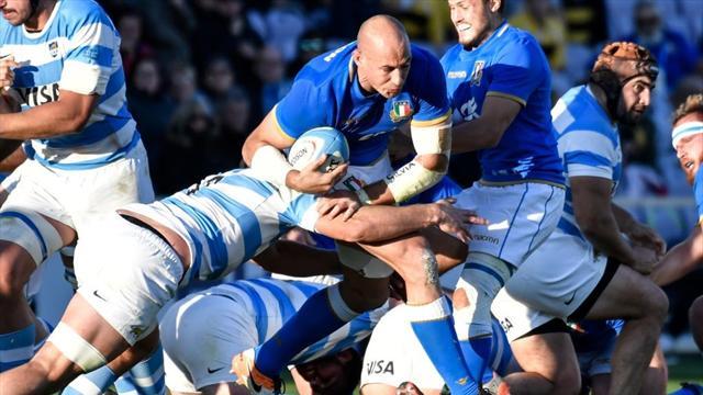 Test Match Italia-Sudafrica: la formazione degli azzurri, due cambi nel XV di O'Shea
