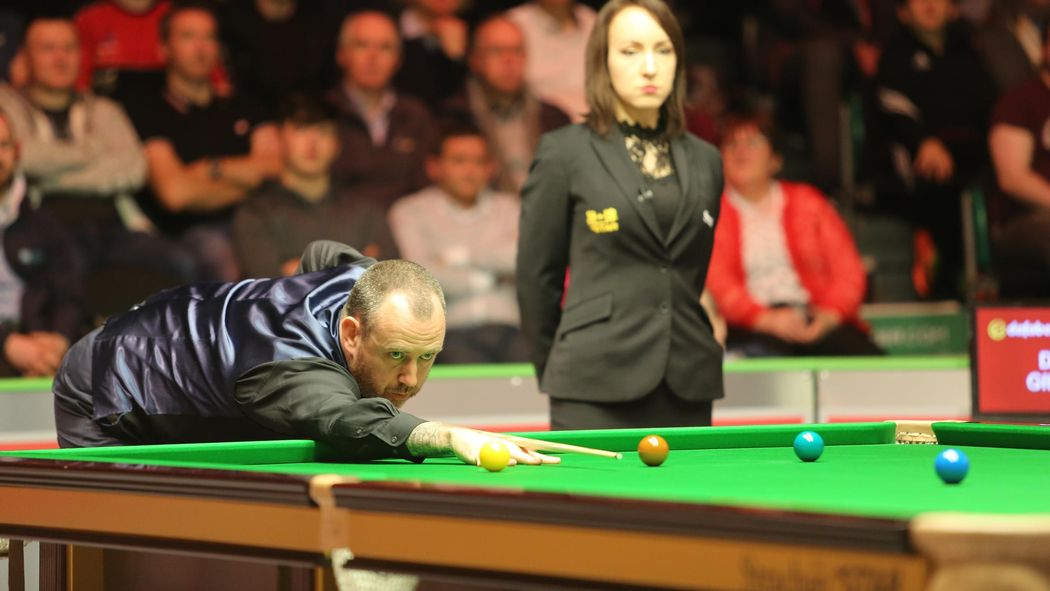 Mark Williams Reaches Quarterfinals In Quest To End Ranking Event - Quest pool table