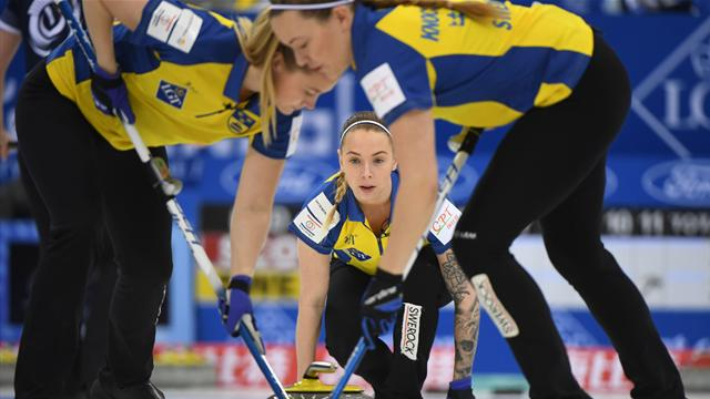 Sweden warm up for semi-finals with win as Turkey and Hungary relegated