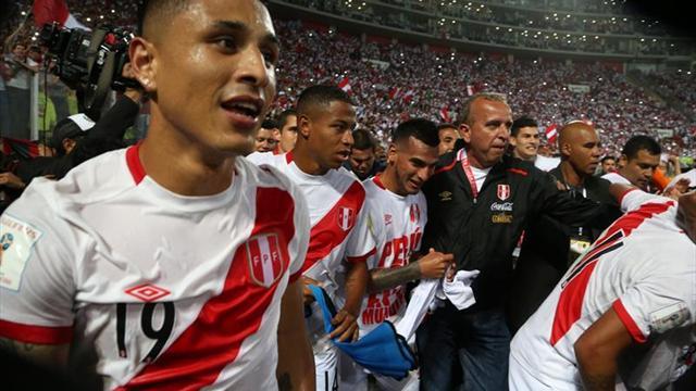 Selección de Perú no iría al Mundial de Rusia 2018