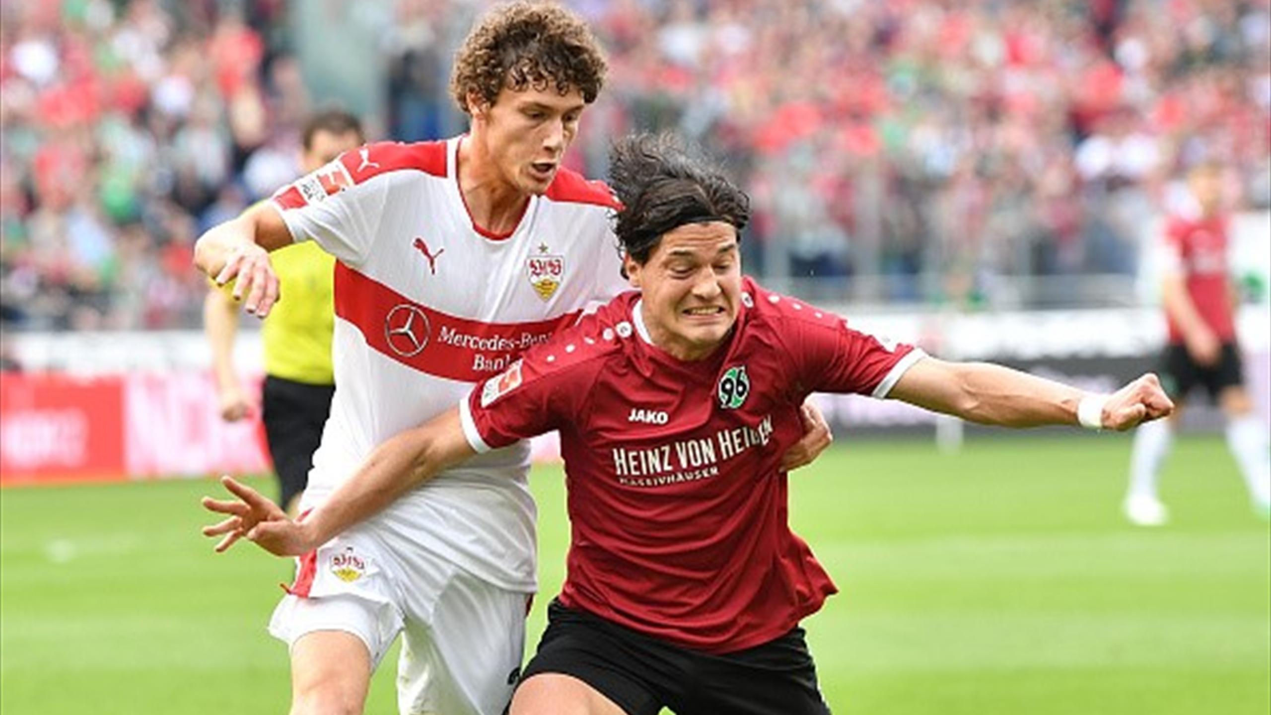 Stuttgart Gegen Hannover 96