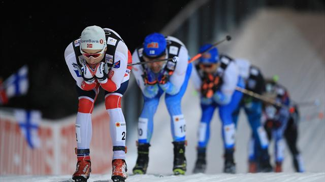 Watch the Cross-Country World Cup LIVE on Eurosport Player
