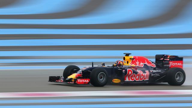 Un départ décalé intéresse le GP de France