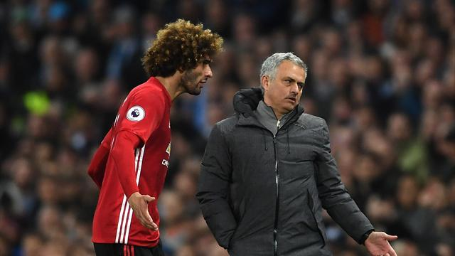 Mourinho fears Fellaini could quit Man United