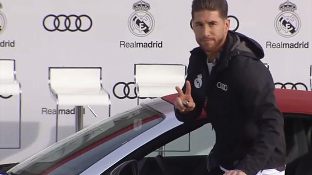 Ablenkung von der Liga-Krise: Real Madrid gibt Vollgas