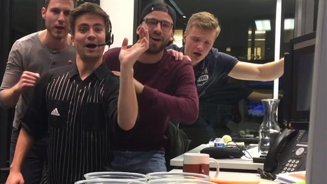 """#TGIM StreamTeam: Bier-Pong und Tinder - So """"arbeitet"""" der Video-Schiri"""