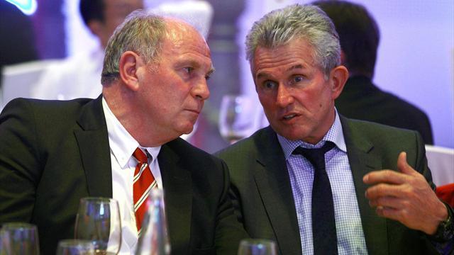 Президент «Баварии» хочет удержать Хайнкеса в клубе