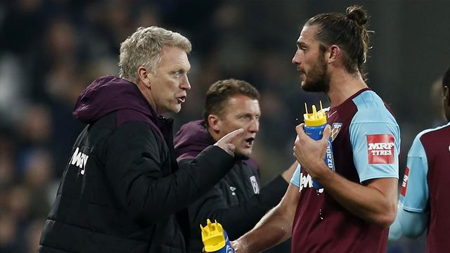 Conte considers Crouch after Carroll's Chelsea move receives injury setback
