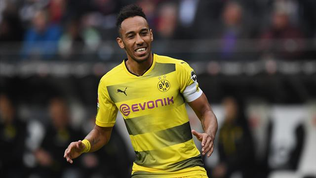 Aubameyang left out of Dortmund squad amid Arsenal speculation