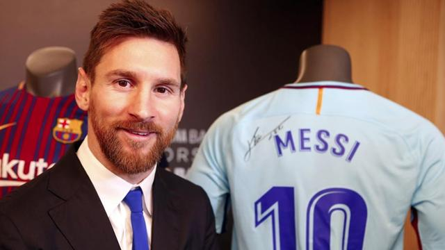350 millions sur 5 ans : En prolongeant, Messi a décroché le jackpot